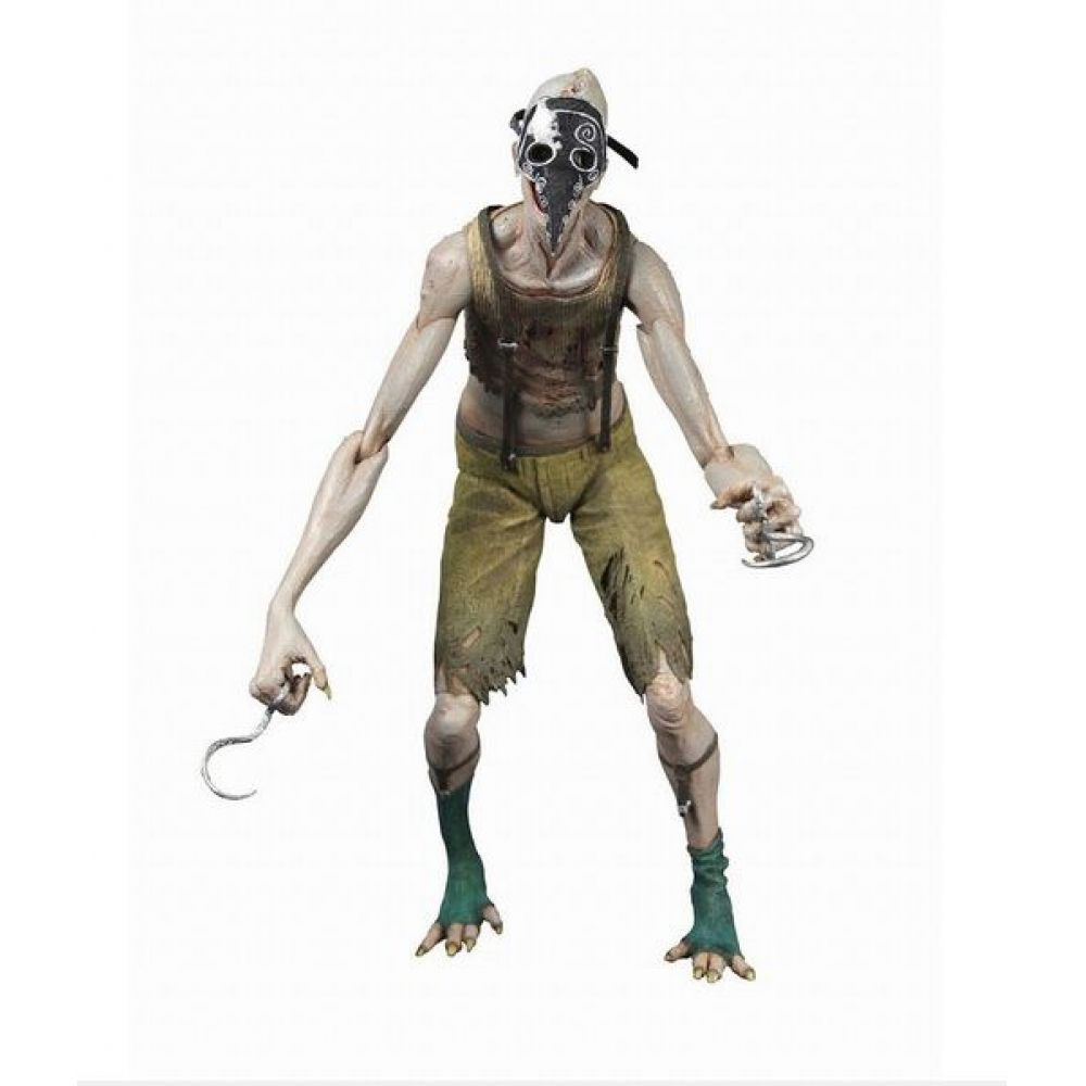 Boneco Crawler Splicer & Ladysmith Splicer: Bioshock 2 Escala 1/10 (2 Pack) - Neca - CD