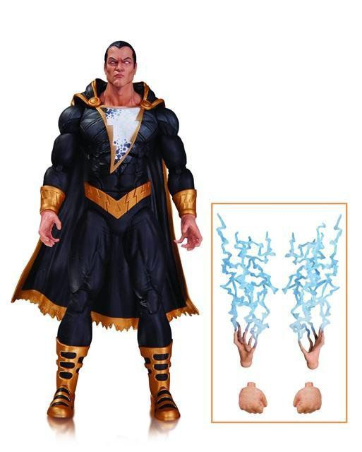 Black Adam Forever Evil DC Icons - DC Collectibles