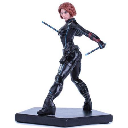 Estátua Viúva Negra (Black Widow) Vingadores: Era de Ultron Escala 1/10 - Iron Studios