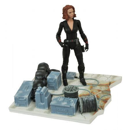 Black Widow Age Of Ultron - Marvel Select