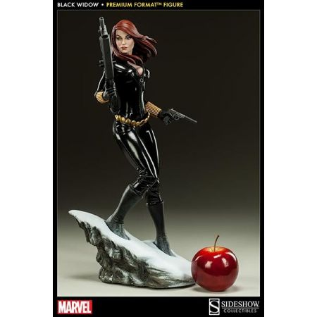Estátua Viúva Negra Black Widow Natasha Romanova Premium Format - Sideshow
