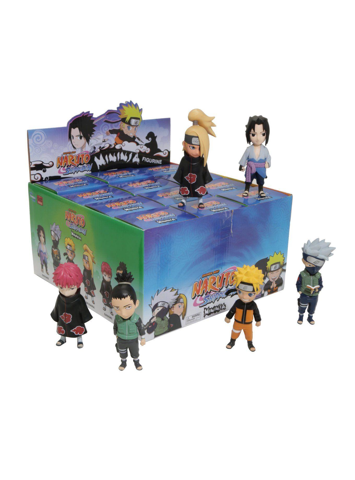 Blind Box Naruto Shippuden Mininja - Toynami