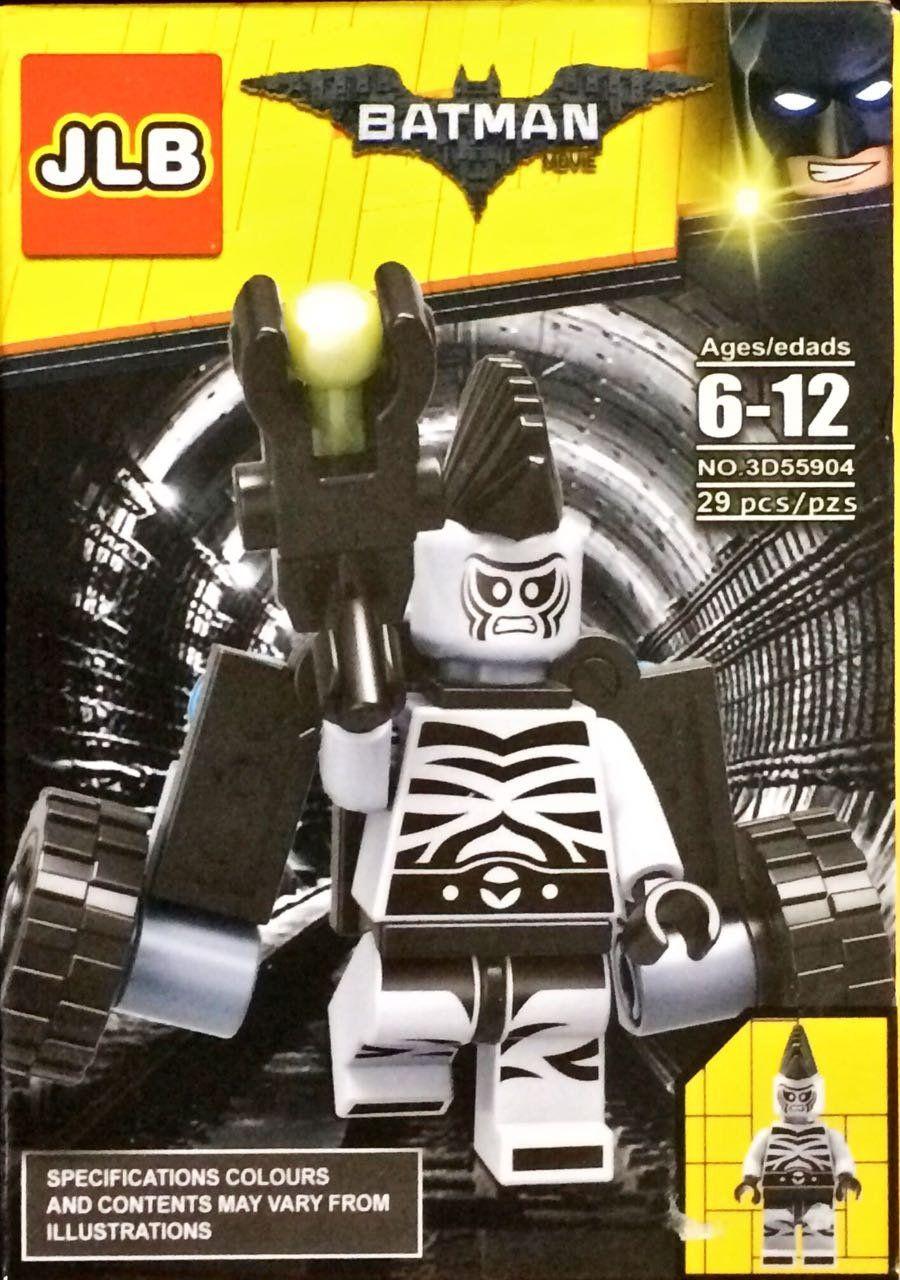 Bloco de Montar Batman Movie (3D55904) - 29 Peças