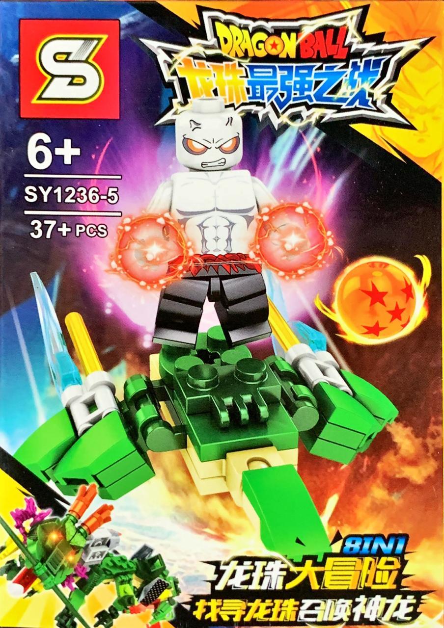 Bloco de Montar Dragon Ball: Jiren (SY1236-5) - (37 Peças)
