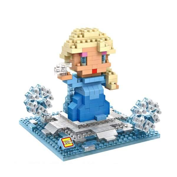 """Bloco De Montar ''Elsa"""" - Frozen (290pcs)"""