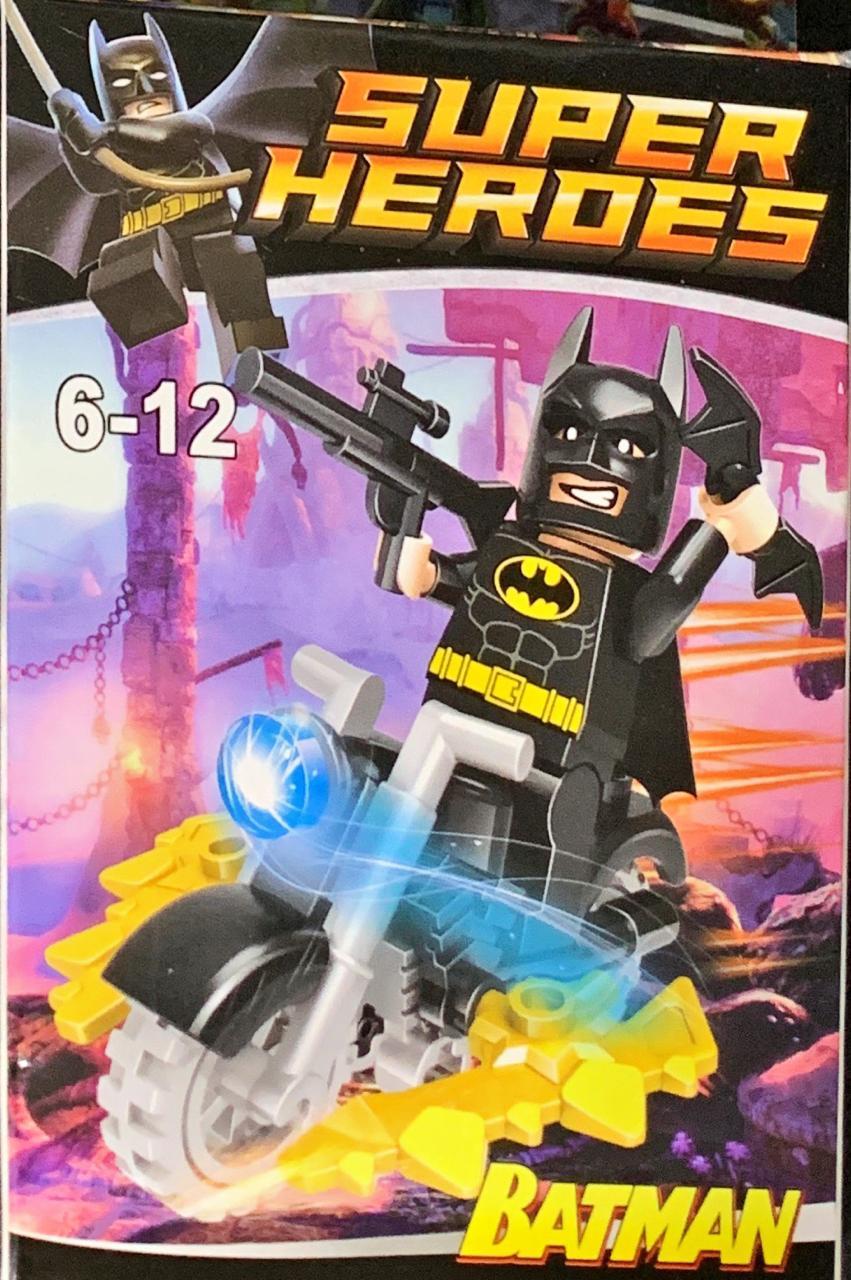 Bloco de Montar Heroes Assemble: Batman
