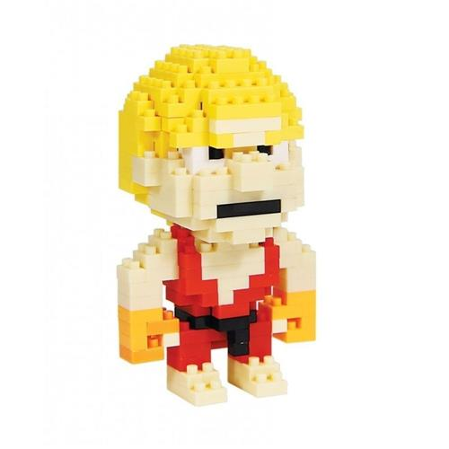 "Bloco De Montar ""Ken"" - Street Fighter  (194pcs)"
