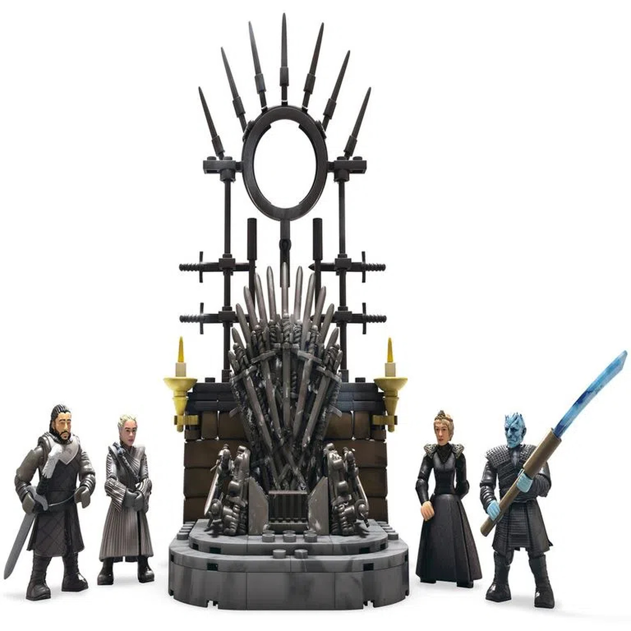 Bloco de Montar Trono de Ferro: Mega Construx Black Series Game Of Thrones - Mattel