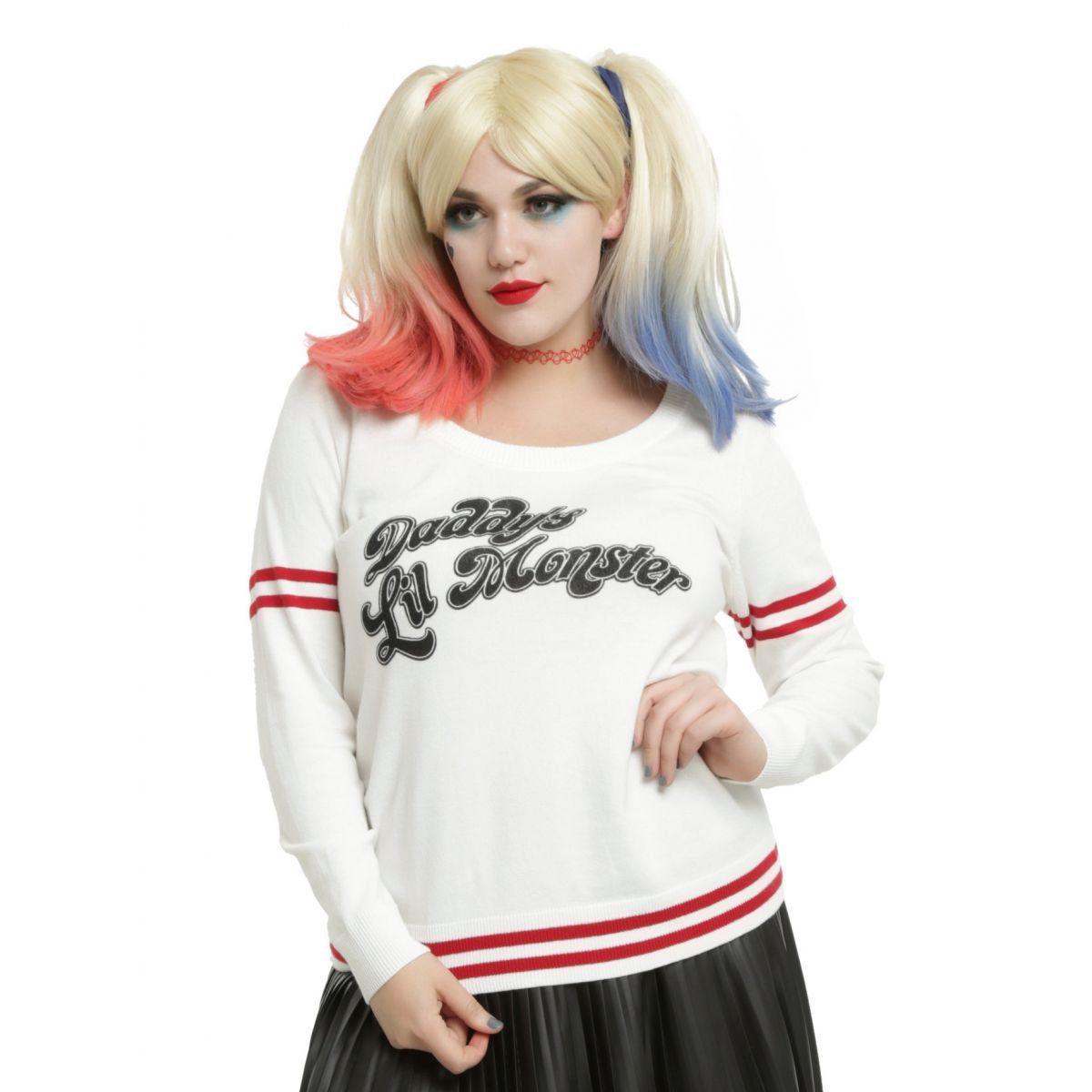 Blusa Harley Quinn - Thinkgeek