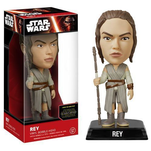 Funko Bobble-Head Star Wars The Force Awakens: Rey - Funko