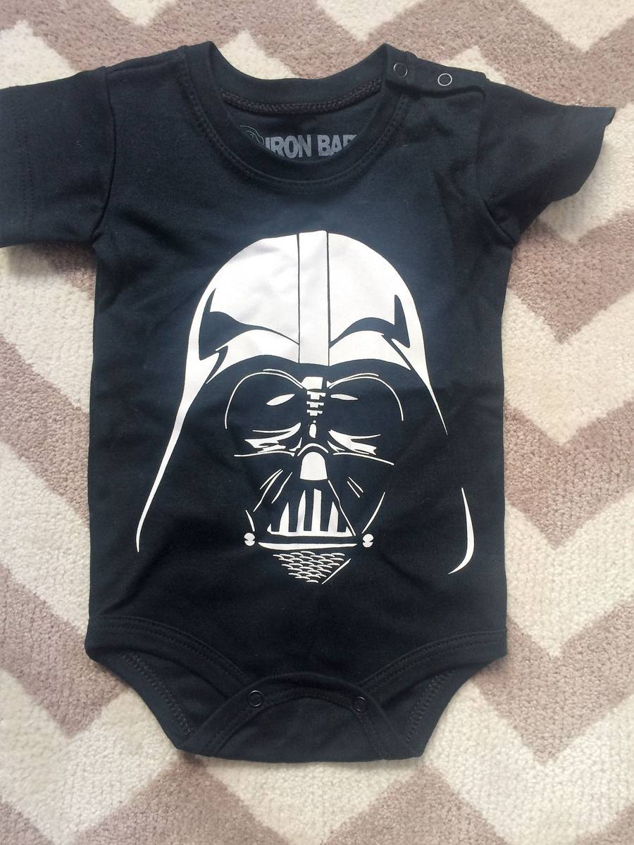 Body Bebe Darth Vader