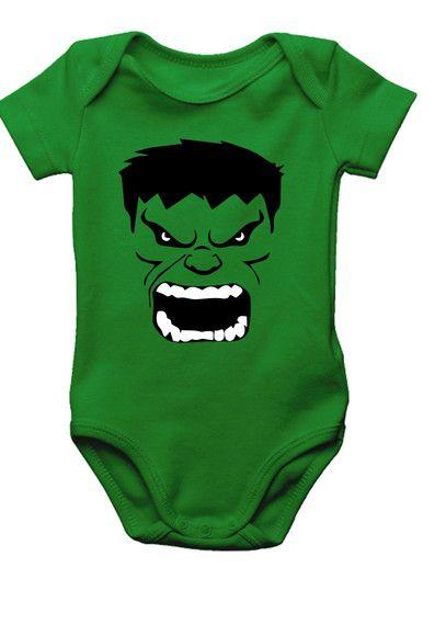 Body Bebe Hulk