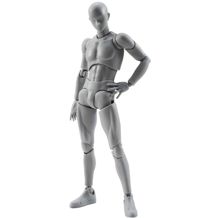 Body Man Gray S.H.Figuarts - Bandai