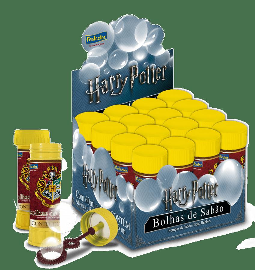 Bolha de Sabão: Harry Potter - Festcolor