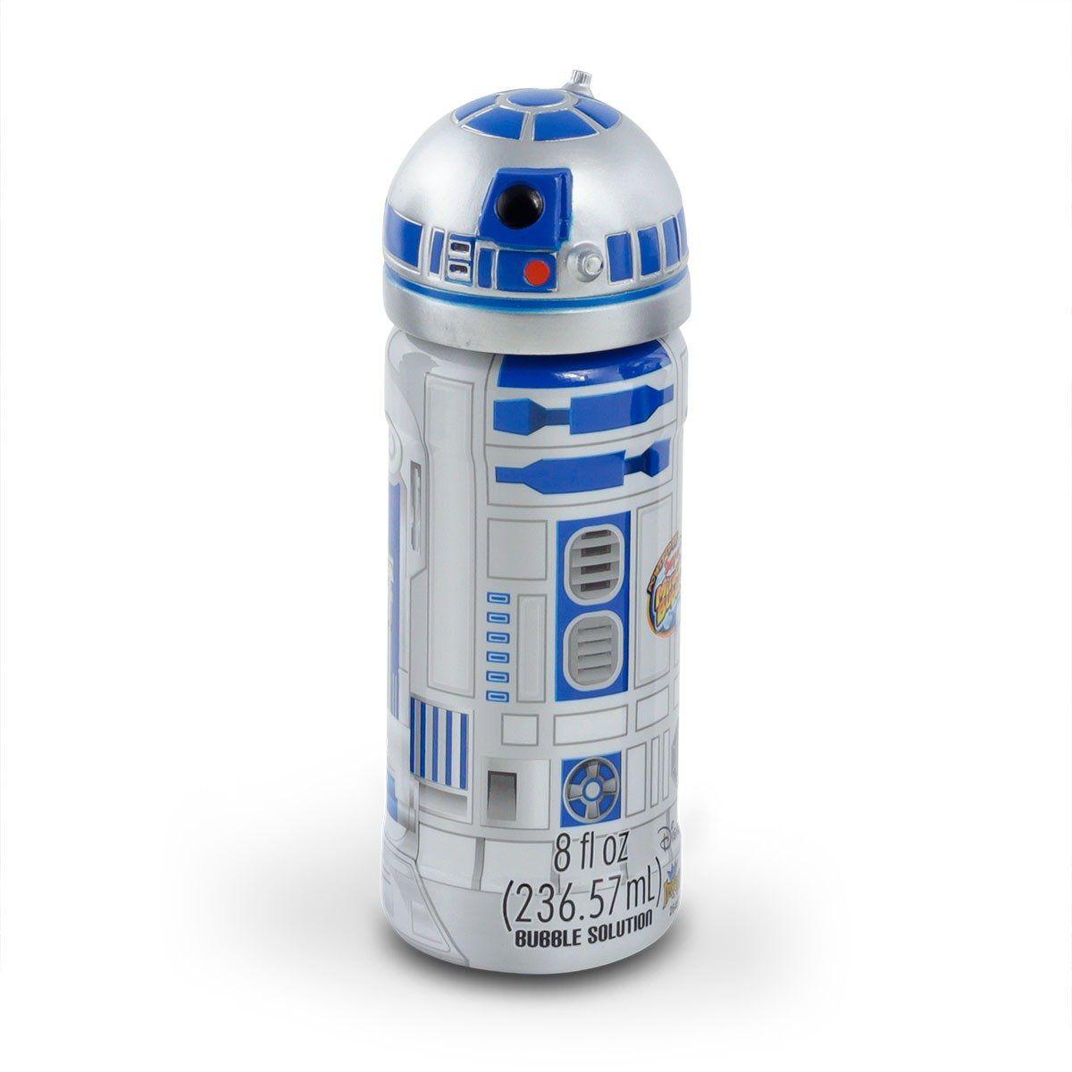 Bolhas de Sabão Star Wars: R2-D2 - DTC