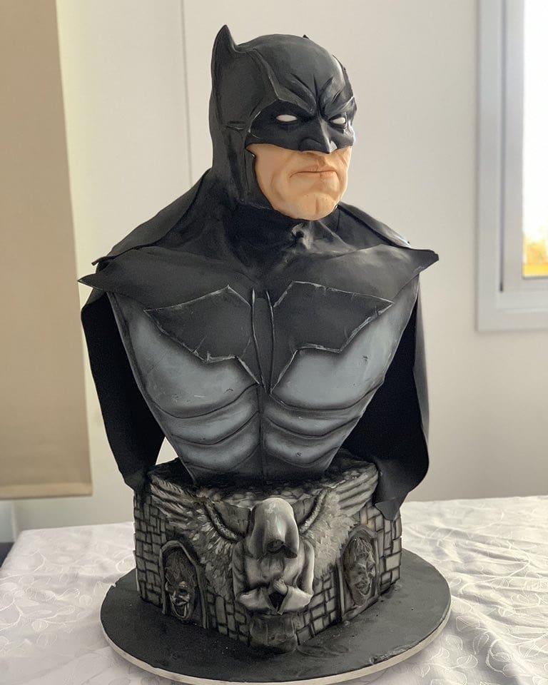 Bolo Batman - Geek Cake - EV