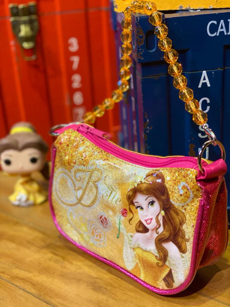 Bolsa Bela: Bela E A Fera - Disney