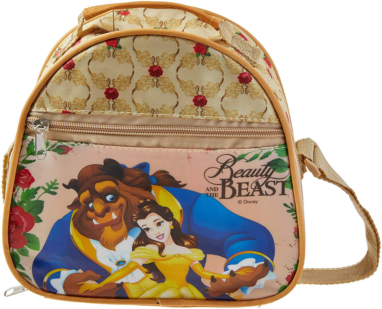 Mochila/Bolsa Bela e a Fera (Beauty and the Beast): Disney