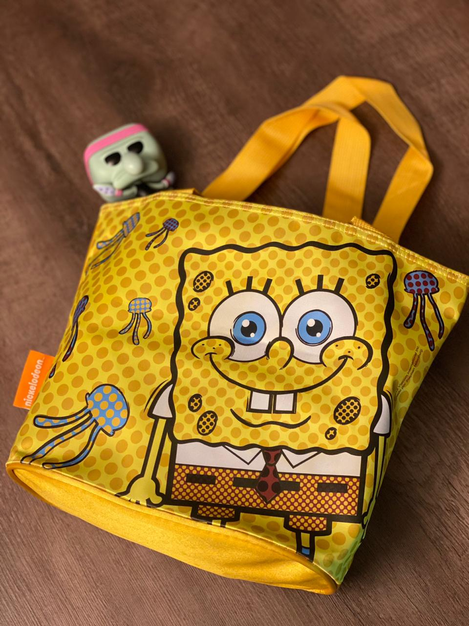 Bolsa Bob Esponja: Nickelodeon