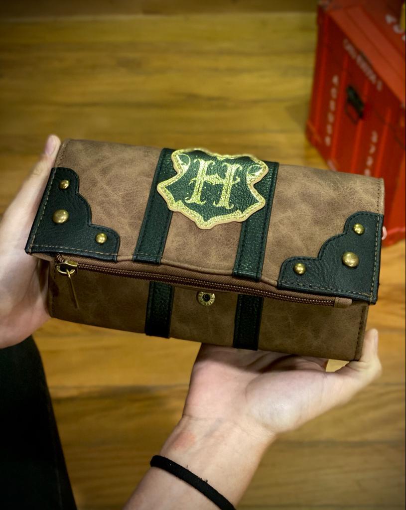 Bolsa Carteira Mapa Do Maroto: Harry Potter