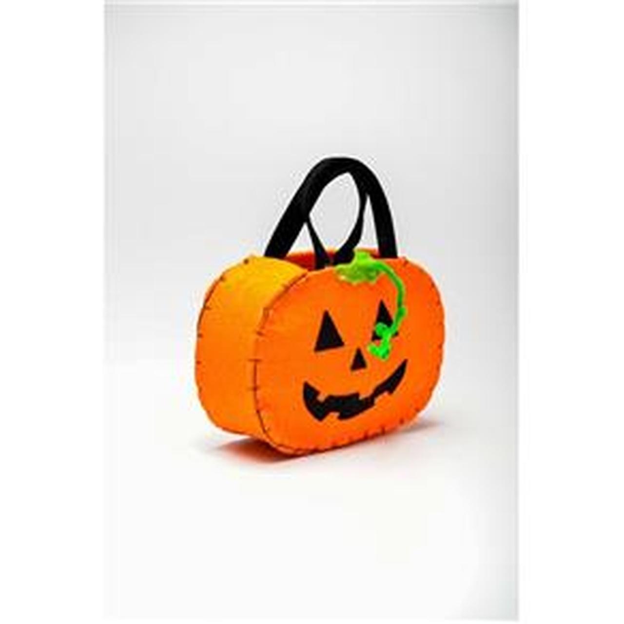 Bolsa de Mão Abóbora (Halloween)