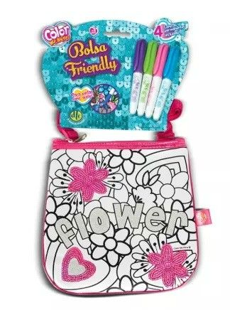 Bolsa Friendly: Color Me Mine - DTC