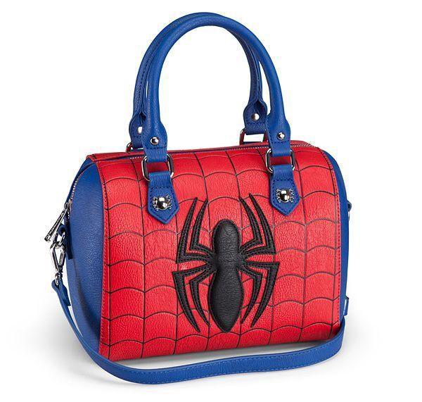 Bolsa Homem-Aranha (Spider-Man): Marvel - Loungefly