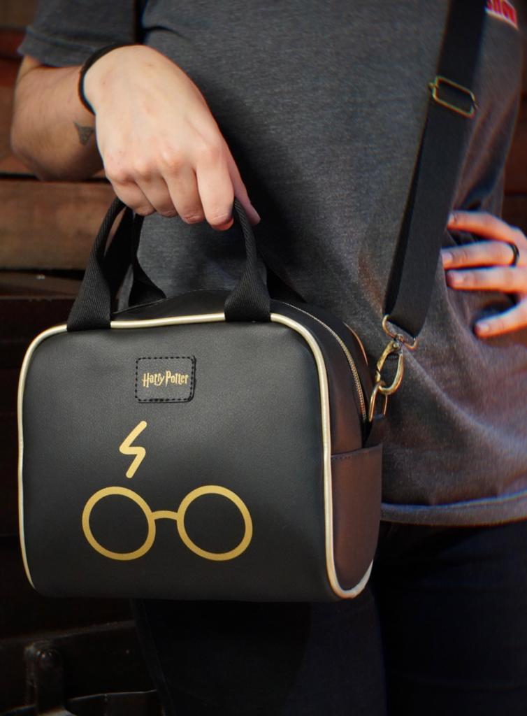 Bolsa Maleta Térmica Raio: Harry Potter