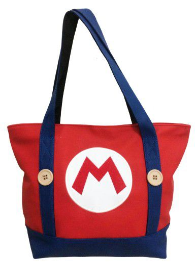 Bolsa Mario: Super Mario Bros