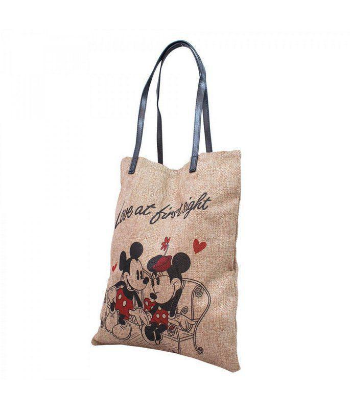 Bolsa Mickey e Minnie