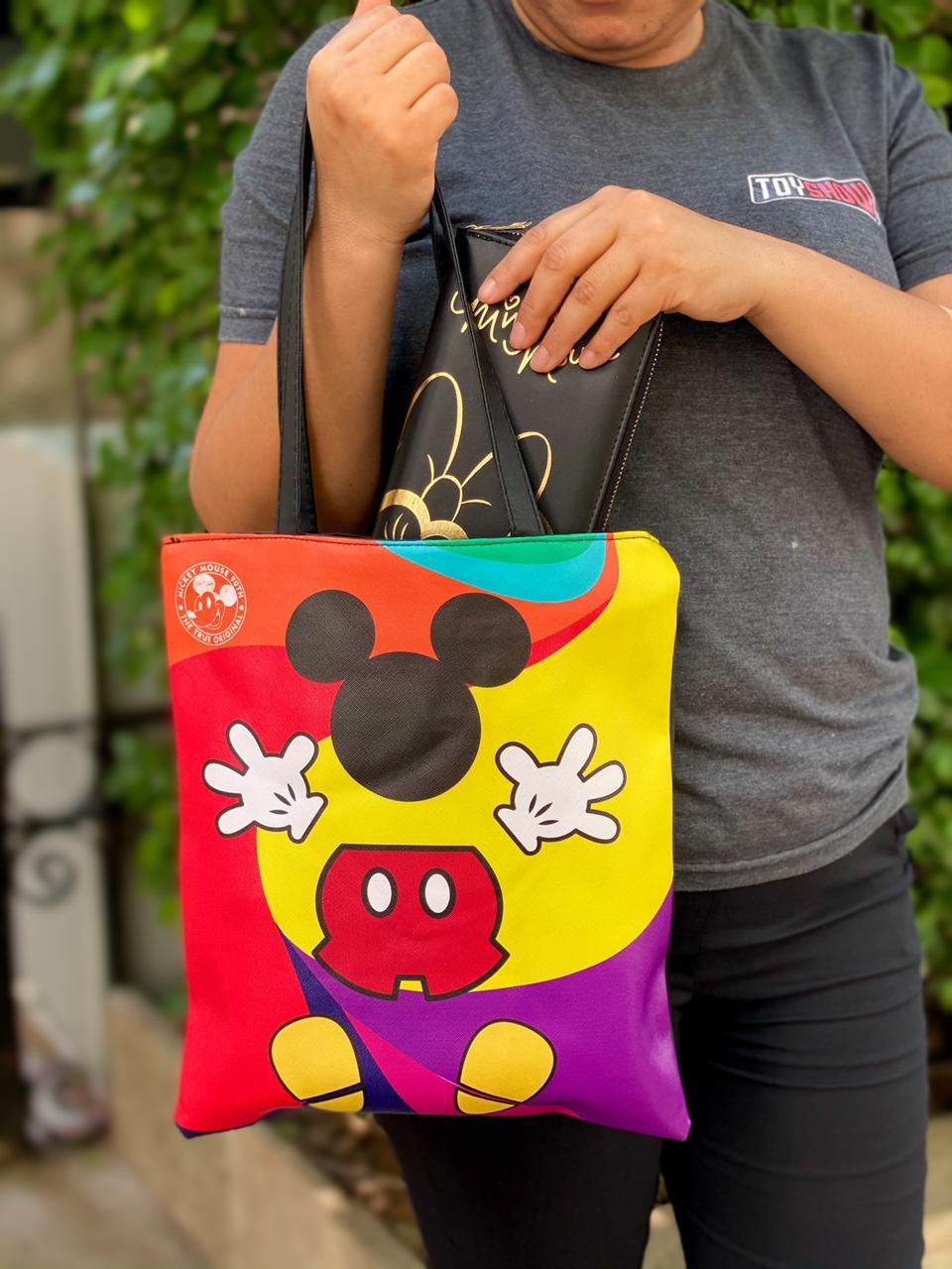 Bolsa Mickey Mouse (90 Anos): Disney