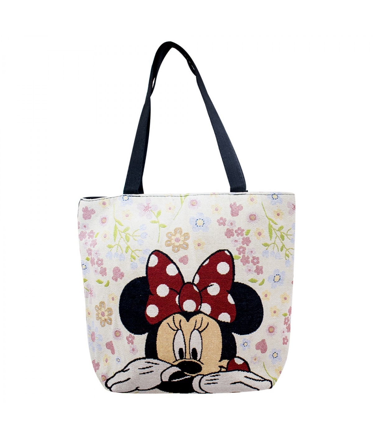 Bolsa Minnie tecido - Disney
