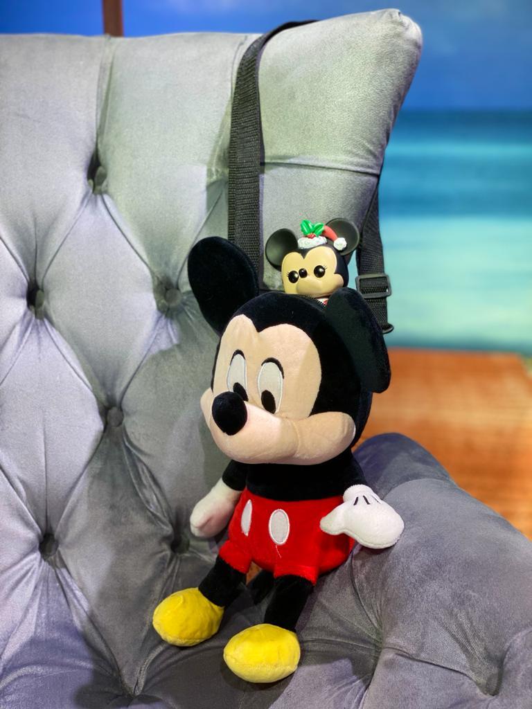 Bolsa/Mochila Mickey - Disney
