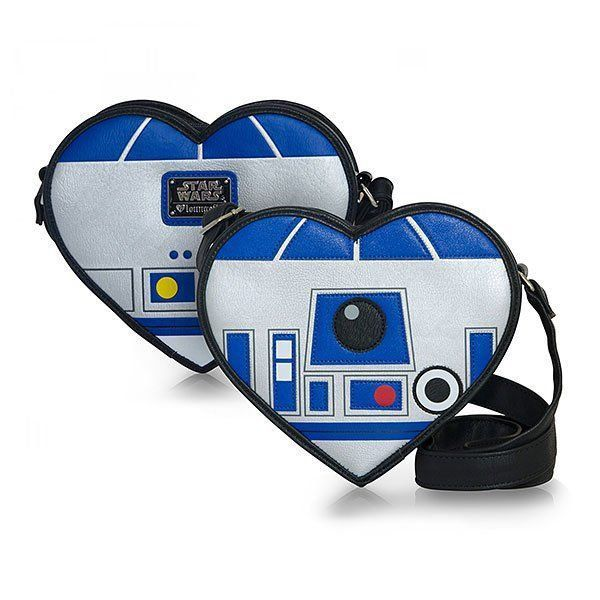 Bolsa R2-D2 (Coração): Star Wars - Loungefly