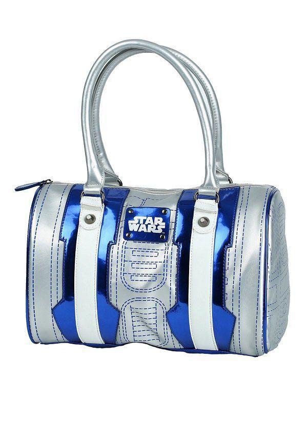 Bolsa de Mão (Dome Purse) R2-D2: Star Wars