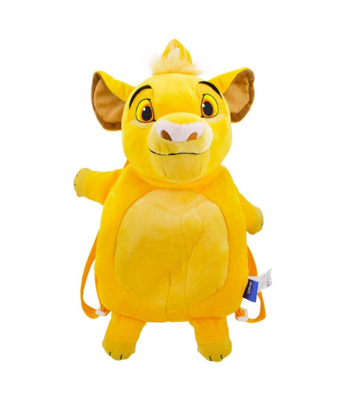 Mochila Simba: O Rei Leão - Disney