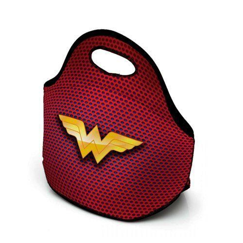 Bolsa Térmica Logo Mulher-Maravilha (Wonder Woman)