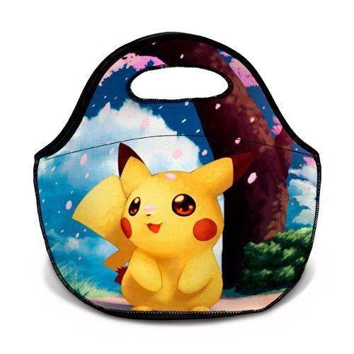 Bolsa Térmica Pikachu: Pokémon