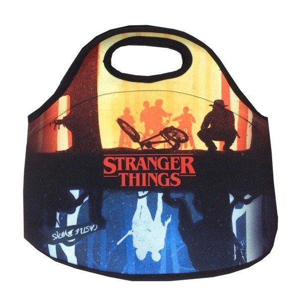 Bolsa Térmica Upside Down: Stranger Things