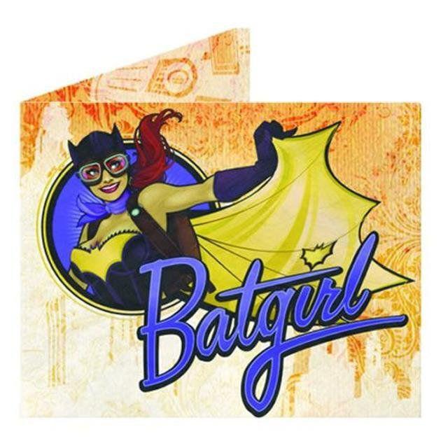Bombshells Batgirl Wallet - DC Comics