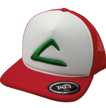 Boné Aba Curva Ash: Pokémon