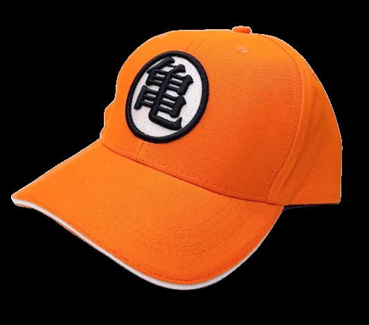 Boné Aba Curva Goku: Dragonball Z