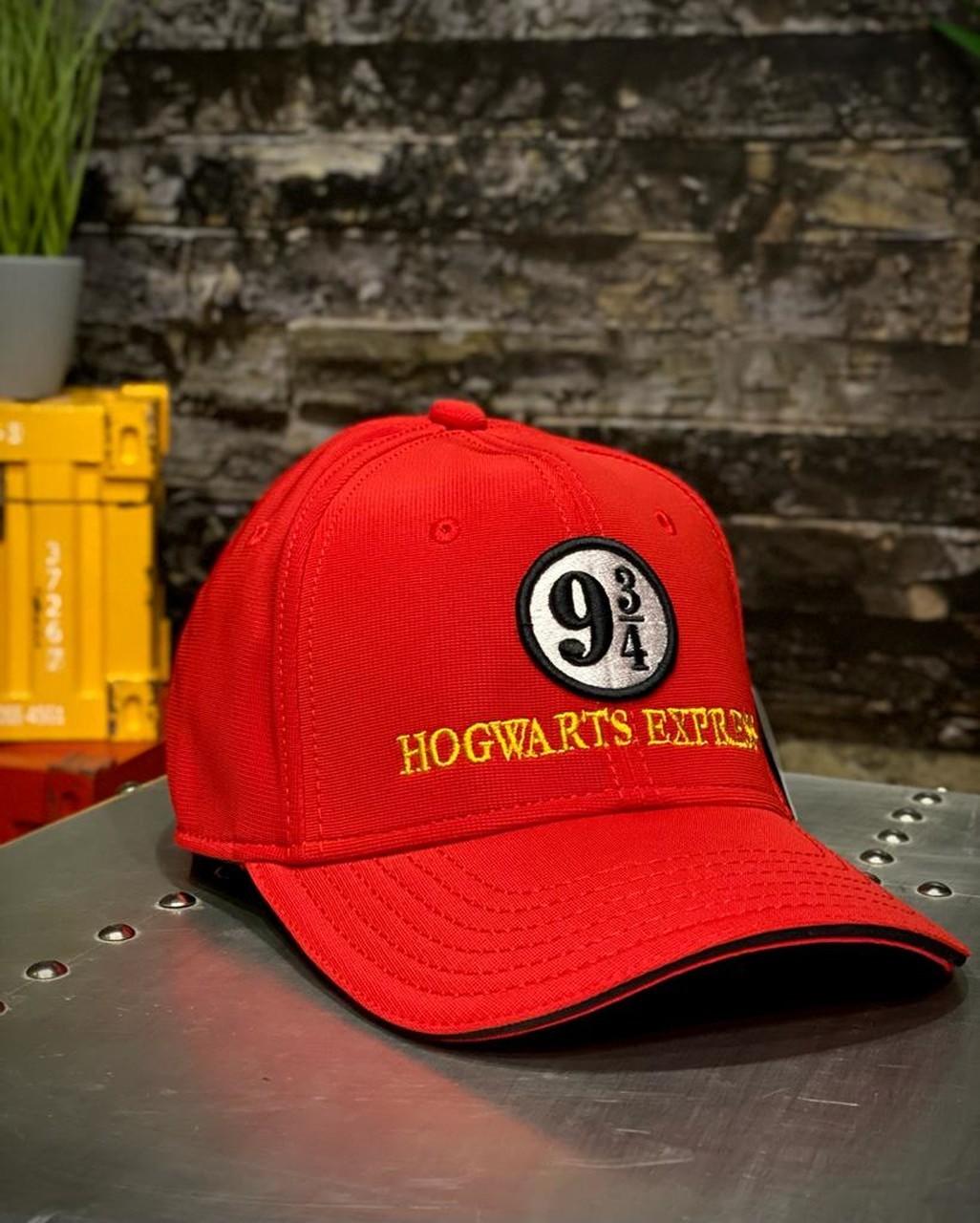 Boné Aba Curva Plataforma 9 3/4 Harry Potter