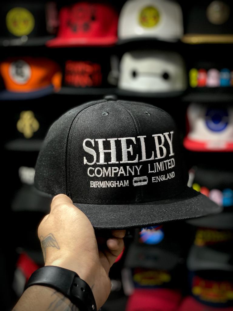 Boné Aba Curva Shelby Company Limited: Peaky Blinders - EV