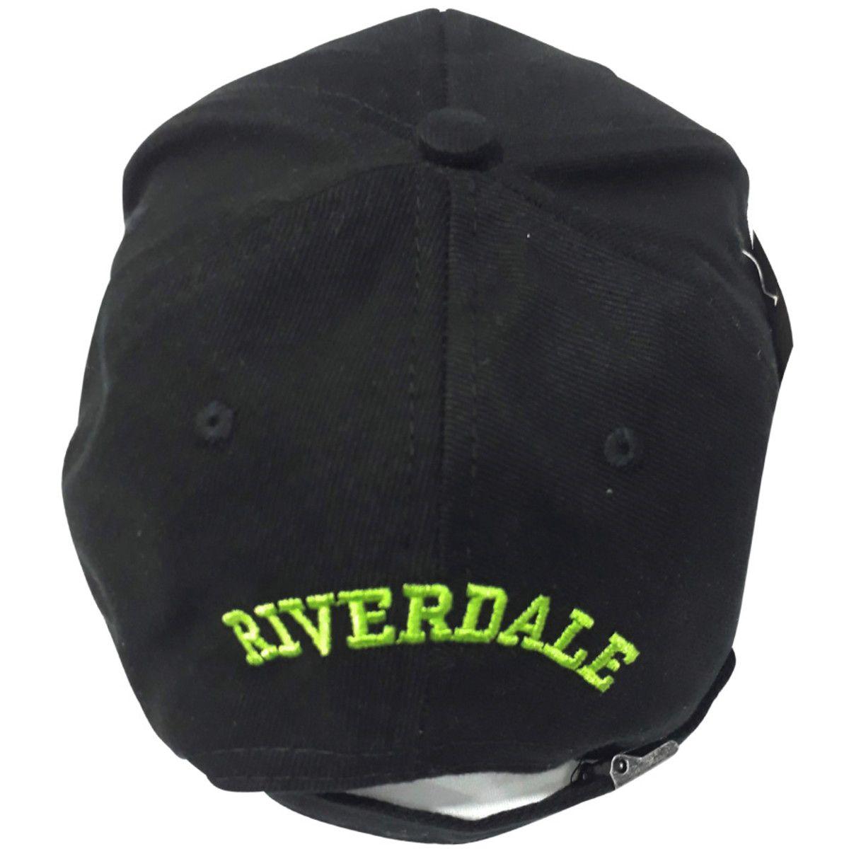 Boné Aba Curva South Side Serpents: Riverdale