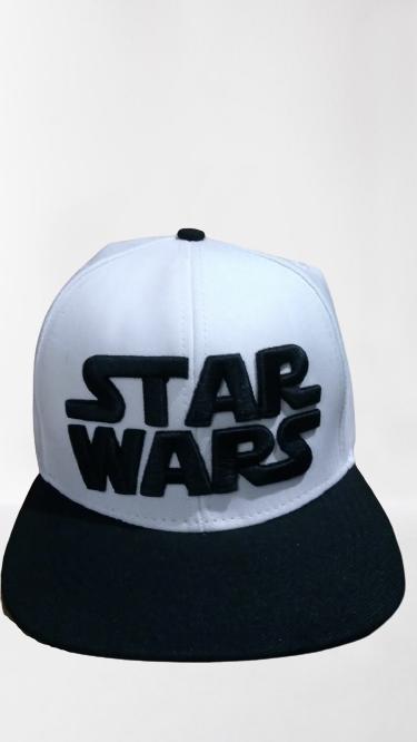 Boné Aba Reta Logo Star Wars: Star Wars - Nova Era