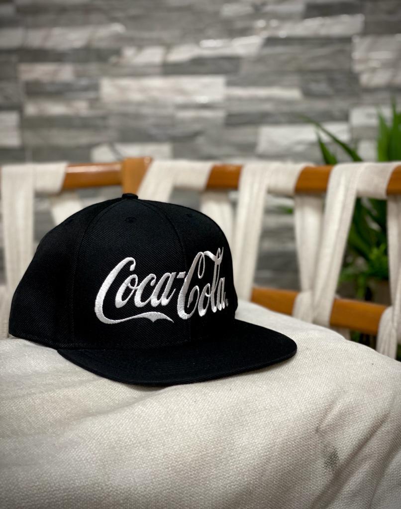 Boné Aba Reta: Coca Cola - EV