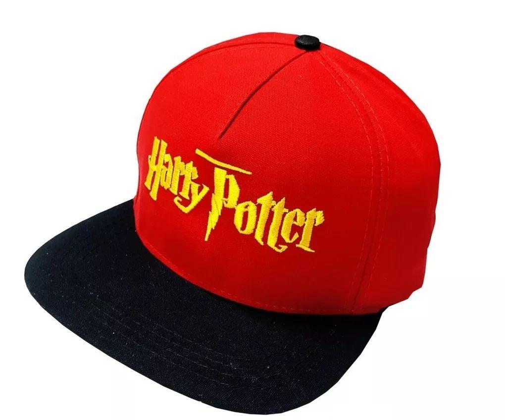 Boné Aba Reta Logo Harry Potter