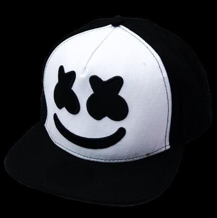 Boné Aba Reta  DJ Marshmello
