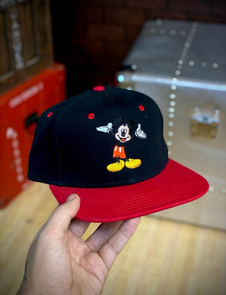 Boné Aba Reta Mickey Mouse Disney